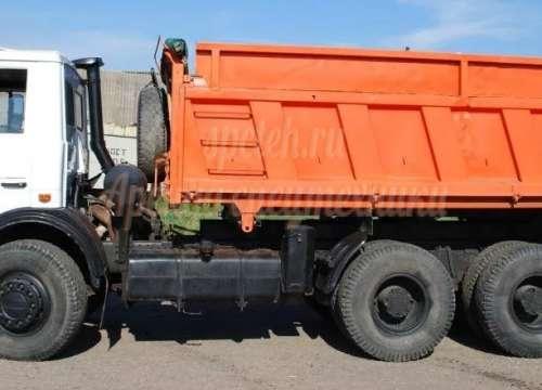 Самосвал МАЗ-5516